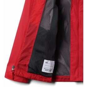 Columbia Watertight Jacket Boys mountain red